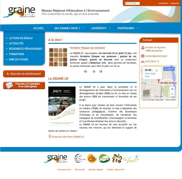 Le GRAINE LR