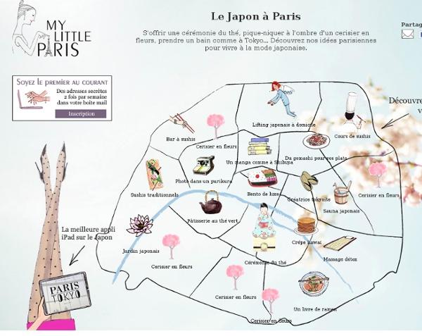 Le Japon à Paris de My Little Paris