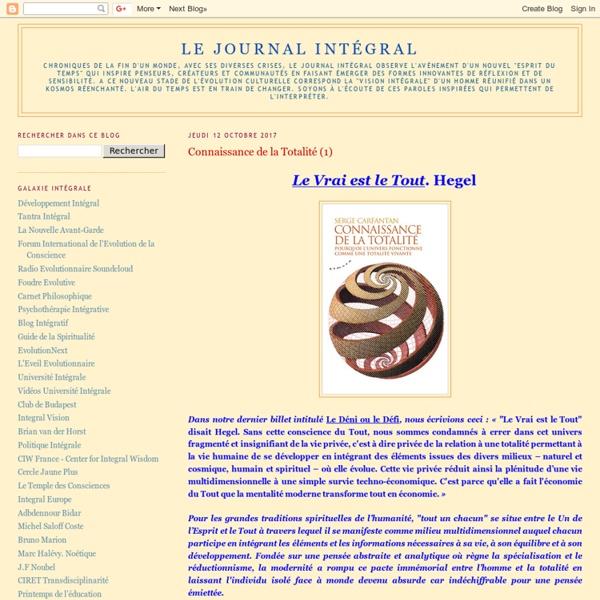 Le Journal Intégral