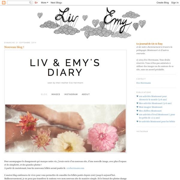 Le journal de Liv et Émy