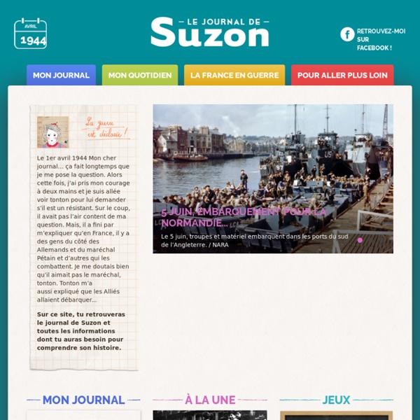Le journal de Suzon -