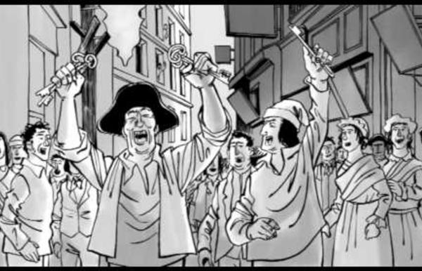Le 14 Juillet 1789 partie 3