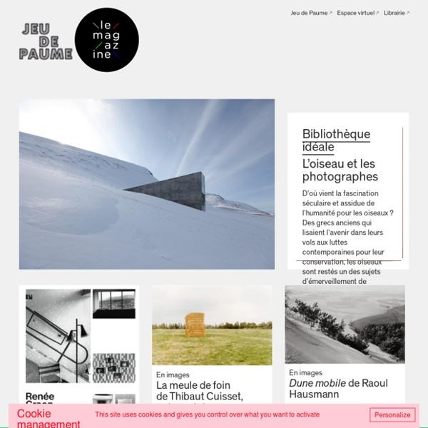 Jeu de Paume / le magazine