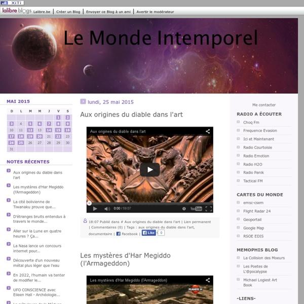Le Monde Intemporel
