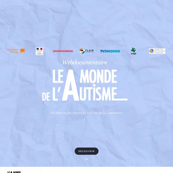 Le Monde de L'autisme