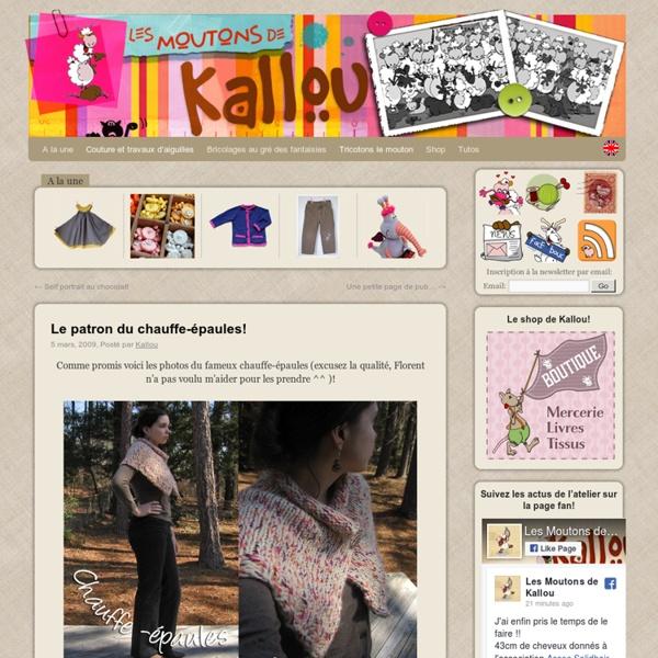 Chauffe-épaules de Kallou