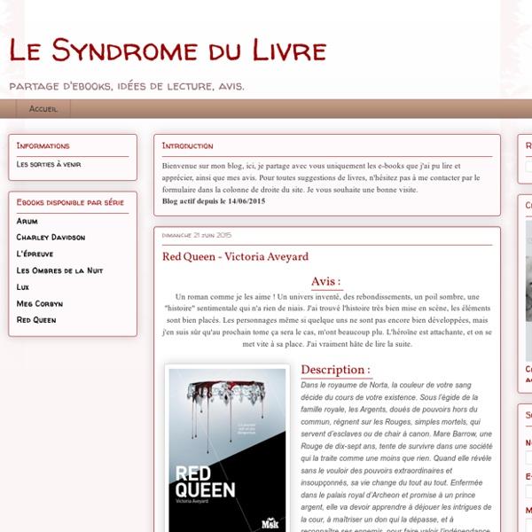 Le Syndrome du livre