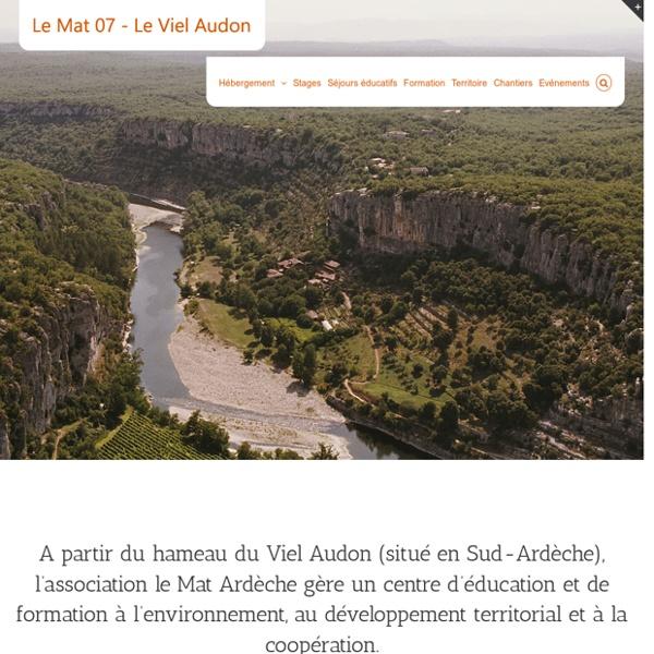 Le Viel Audon - Association Le Mat