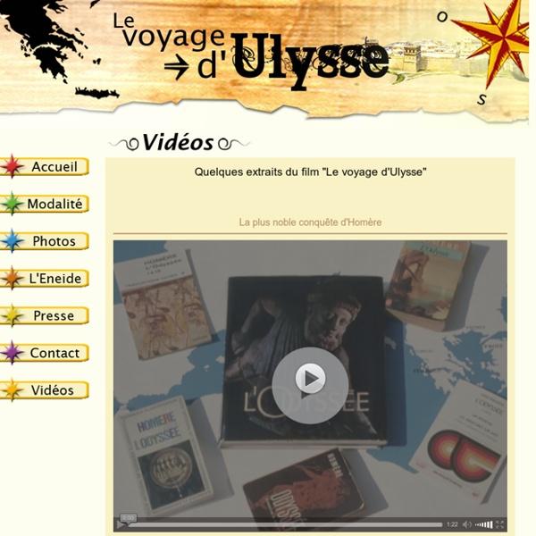 - Le voyage d'Ulysse - Video