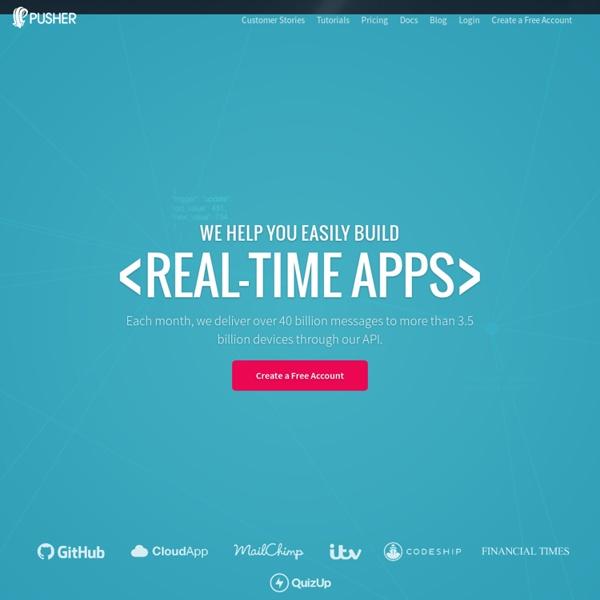 HTML5 WebSocket Powered Realtime Messaging Service