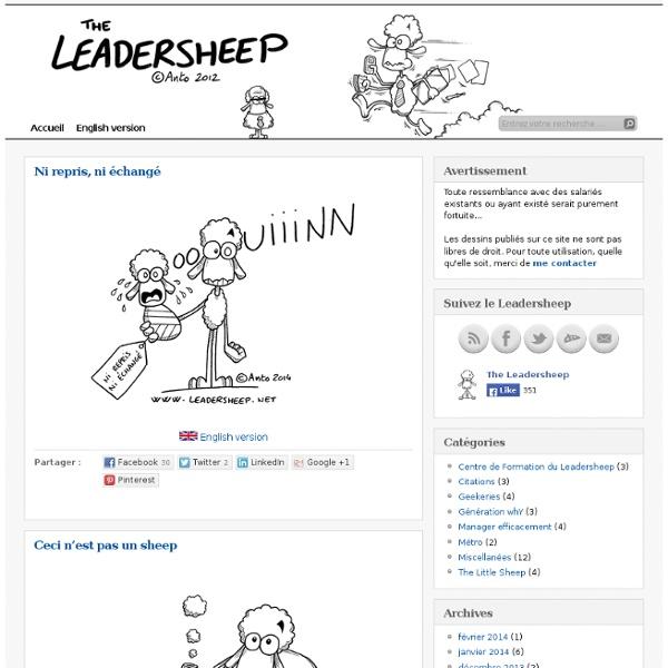 The Leadersheep ©Anto 2012-2013 (FR)