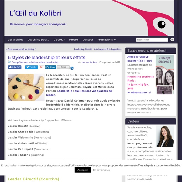 Kolibri coaching - Business coaching - Accompagnement à la réussite