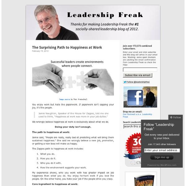 Leadership Freak