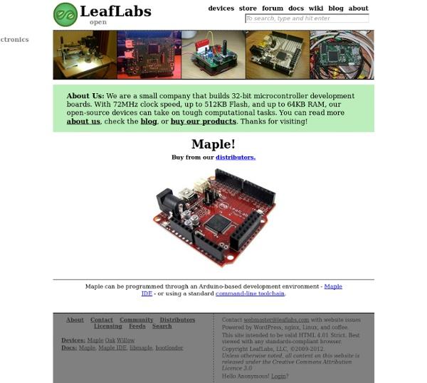 Leaflabs.com