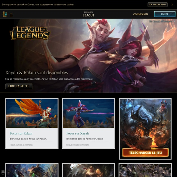 League of Legends - Free Online Game
