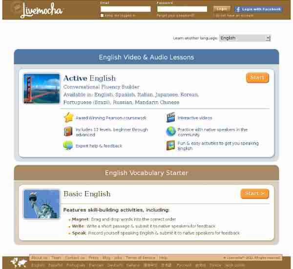 Language Learning with Livemocha | Learn a Language Online - Free!