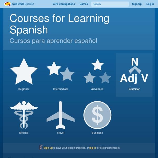 Learn how to speak Spanish - Qué Onda Spanish