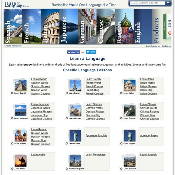 Free Online Language Learning