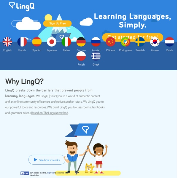 Learn Languages Online