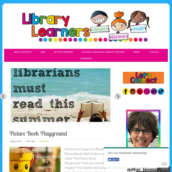 Library learners - at the Centered School Library
