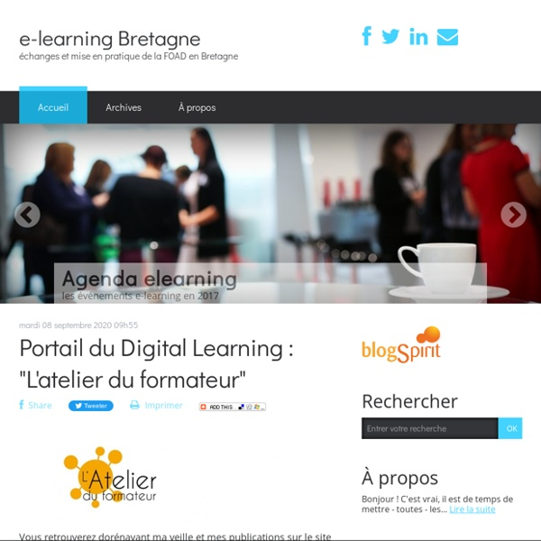 E-learning Bretagne