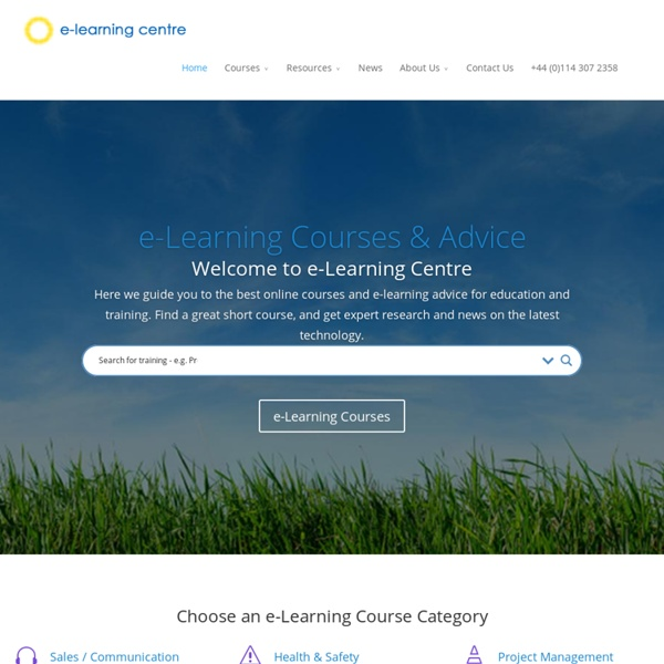 E-Learning Centre