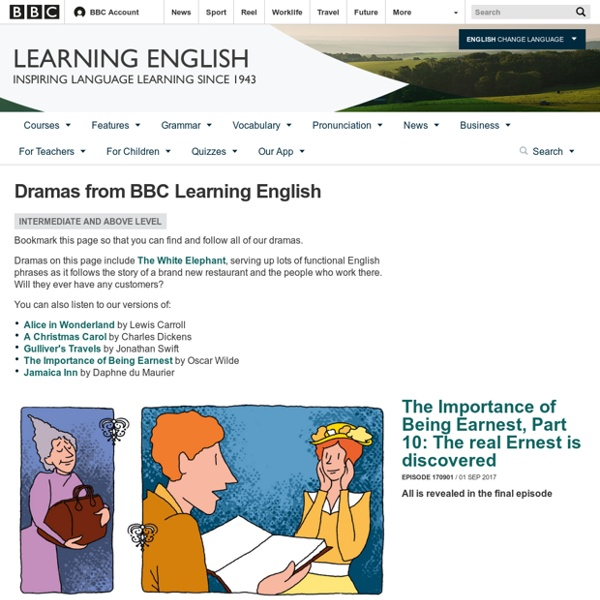 BBC Learning English - Dramas from BBC Learning English