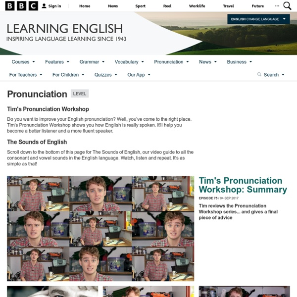 BBC Learning English - The Sounds of English