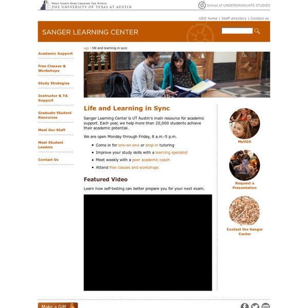 SLCC - Learning Handouts