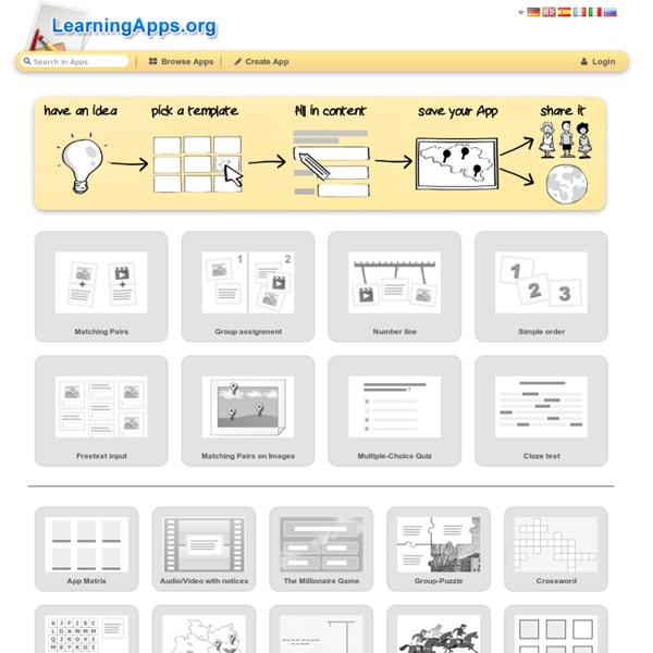 Interactive and multimedia learning blocks