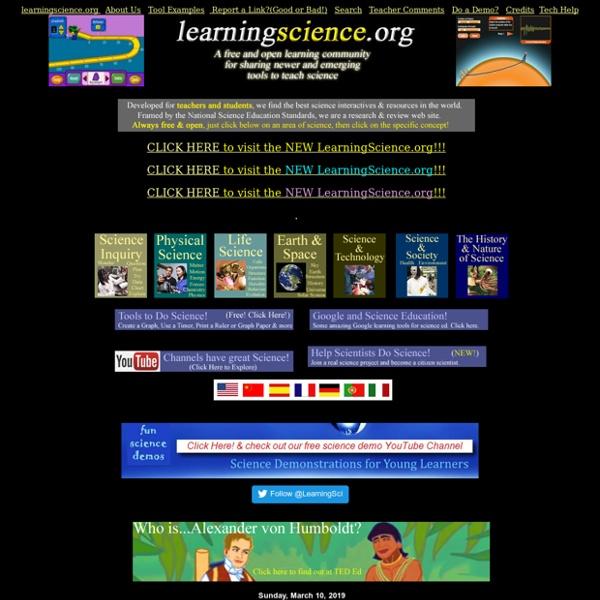 Learningscience.org