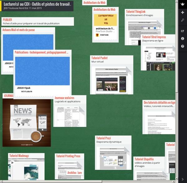 Lecture(s) au CDI : Outils et pistes de travail .
