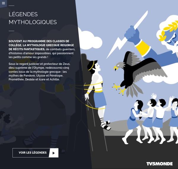 Légendes Mythologiques