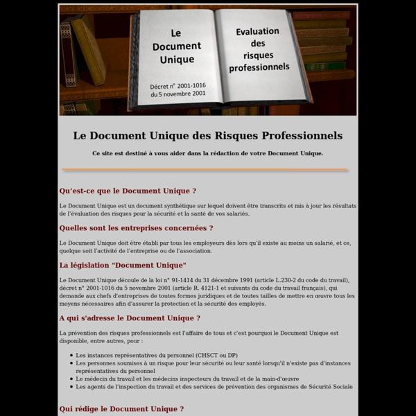 Legislation-Document-Unique