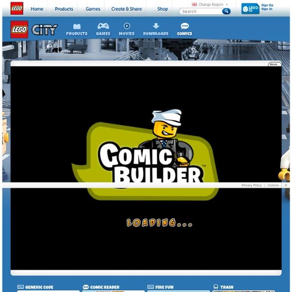 City Comic Builder - Builder