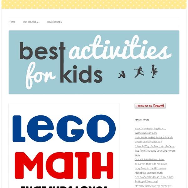 Best Activities for Kids