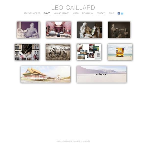 Léo Caillard Photographer