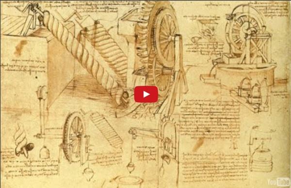 Léonard de Vinci Dans la tête d'un génie