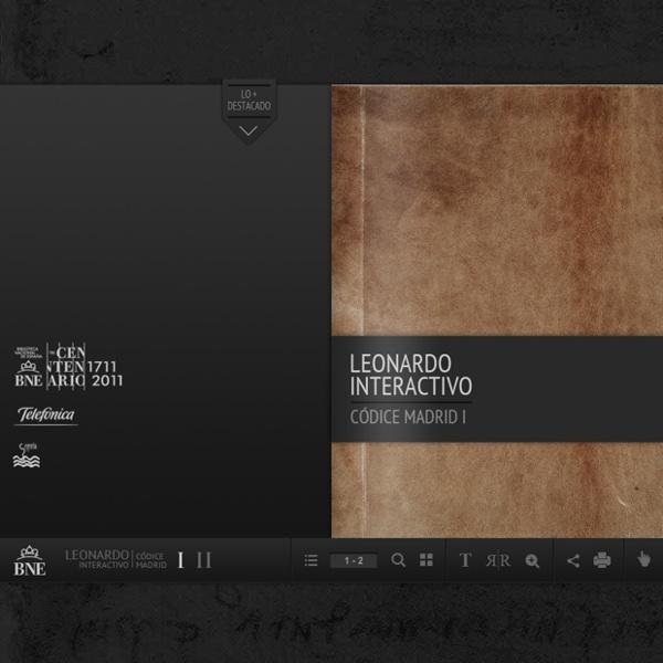 Leonardo - Códices Madrid