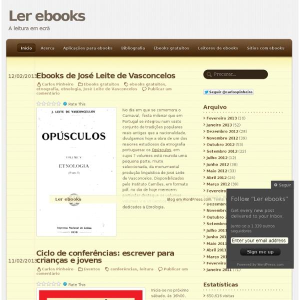 Ler ebooks