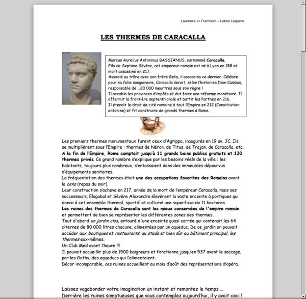 LES THERMES DE CARACALLA.pdf