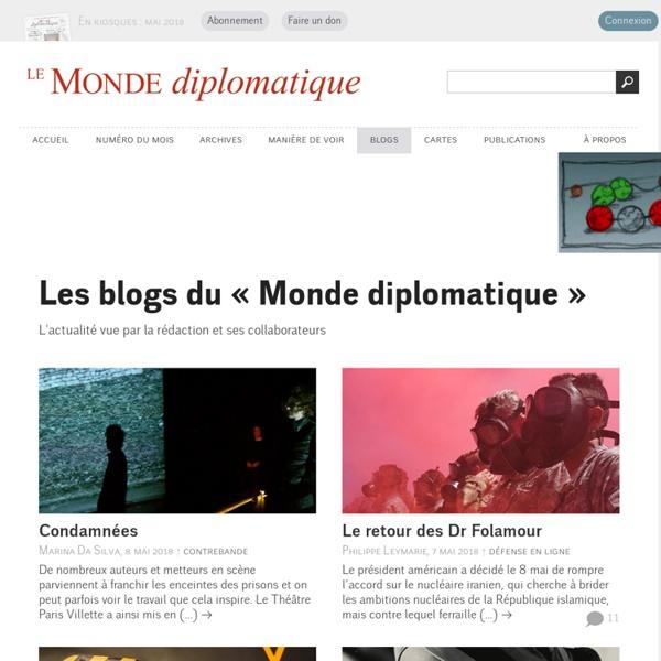 Les blogs du Diplo