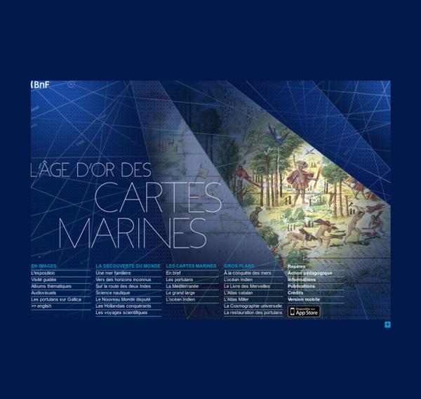 Les cartes marines