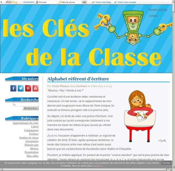 Les Clés de la Classe