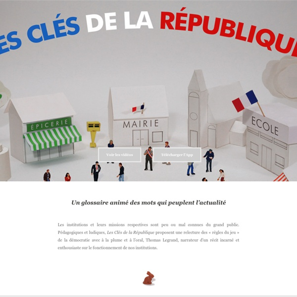 Les Clés de la République