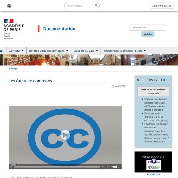 Les Creative commons