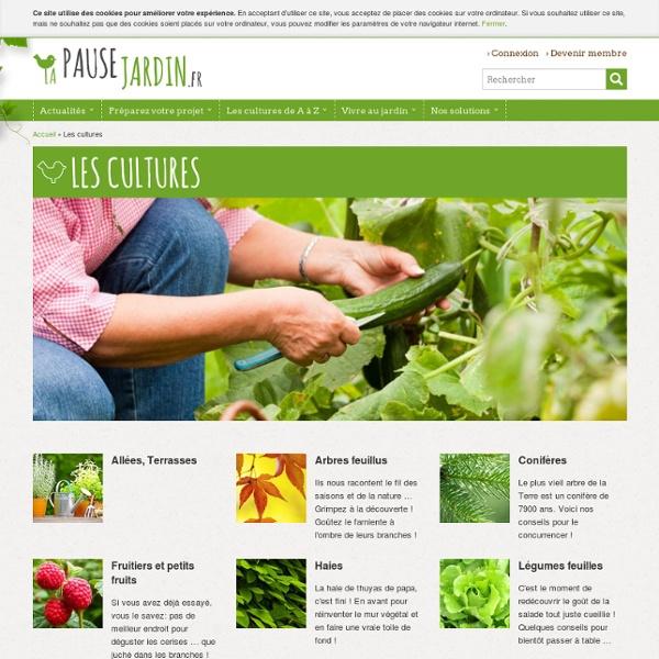 Conseils de jardinage d couvrez les conseils jardinage de for Site de jardinage