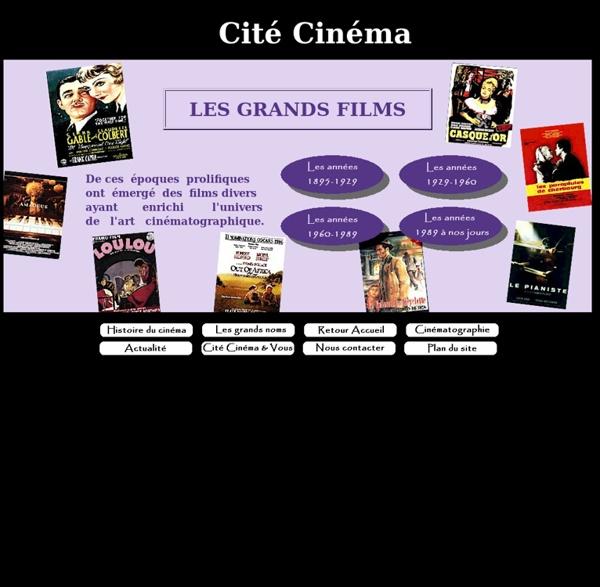 Les Grands Films
