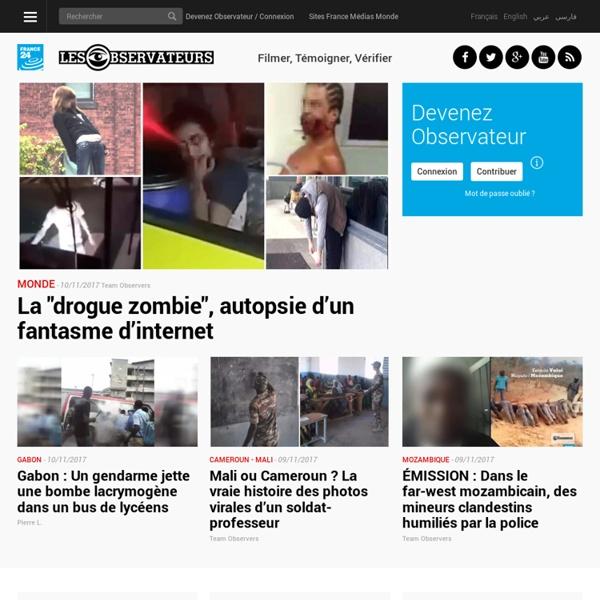 Les Observateurs - France 24
