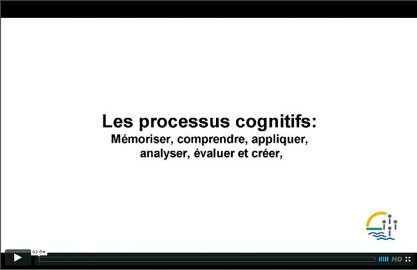 Les processus cognitifs